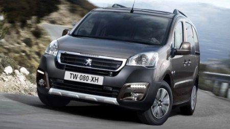 На российский рынок вышел обновленный Peugeot Partner