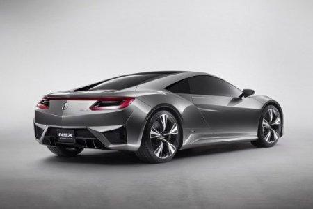 Суперкар Acura NSX получит гоночную версию GT3