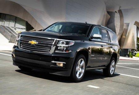 Российские продажи внедорожника Chevrolet Tahoe стартуют в сентябре