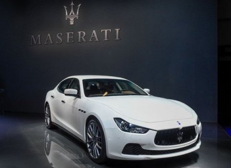 Maserati представила весь модельный ряд 2016 года