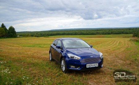 Тест-драйв нового Ford Focus