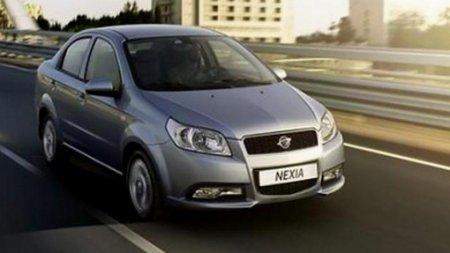 Старый Chevrolet Aveo вернется в Россию под именем Nexia