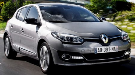 Модели Renault Koleos и Megane уходят с российского рынка