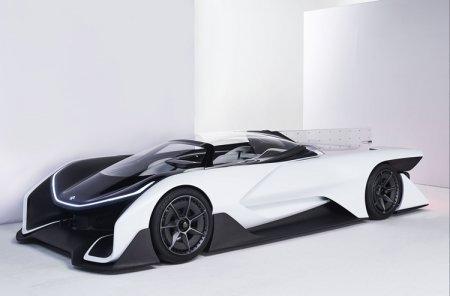 Faraday Future проведёт презентацию готового к производству электромобиля